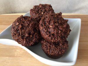 Chocolate Oat Brownies