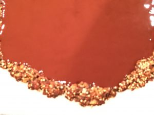 Peanut Butter Chocolate Quinoa Brittle