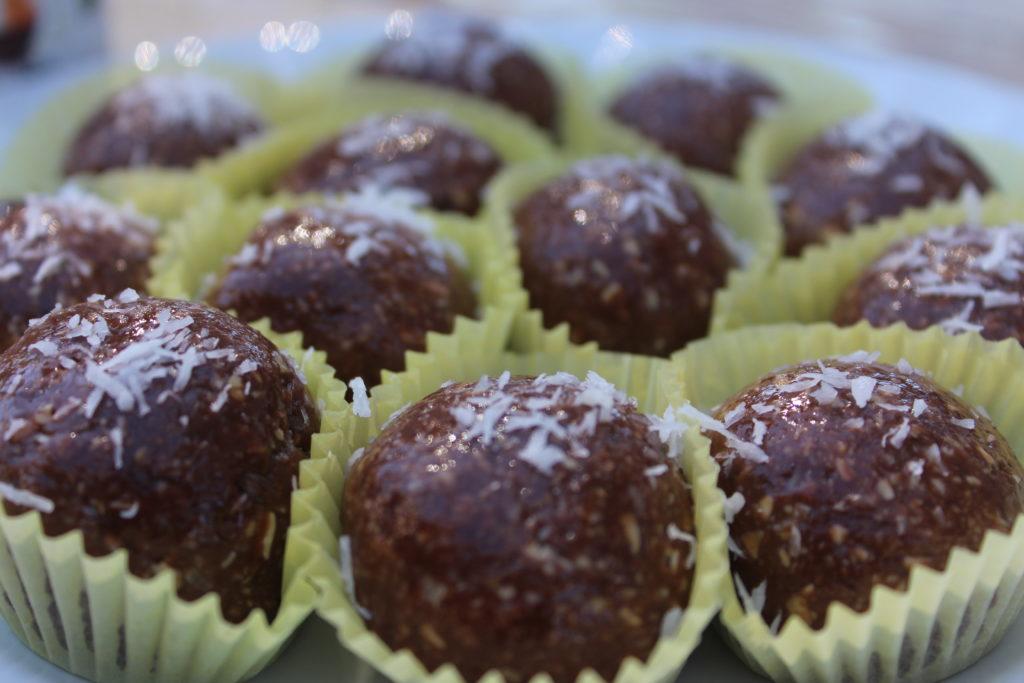 Chocolate Fudge Bites
