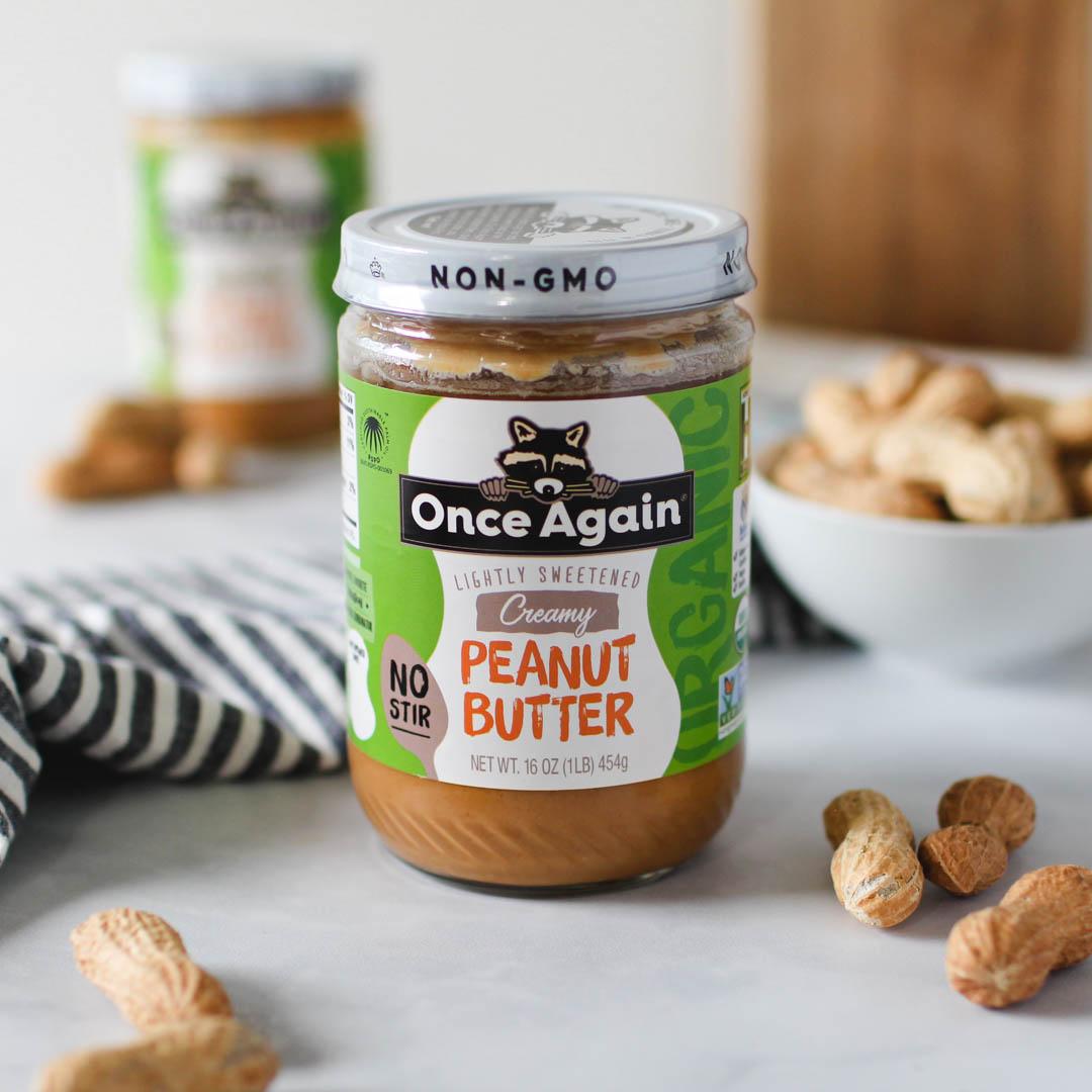no stir peanut butter